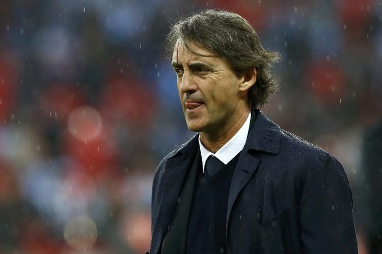 Roberto Mancini... (Photo archives Reuters)