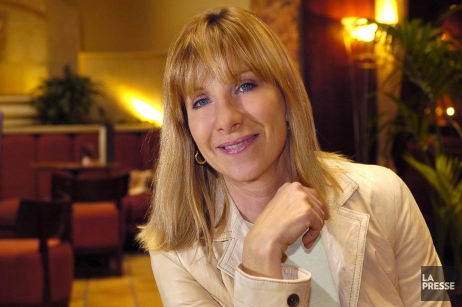 Denise Robert... (Photo: Robert Mailloux, archives La Presse)