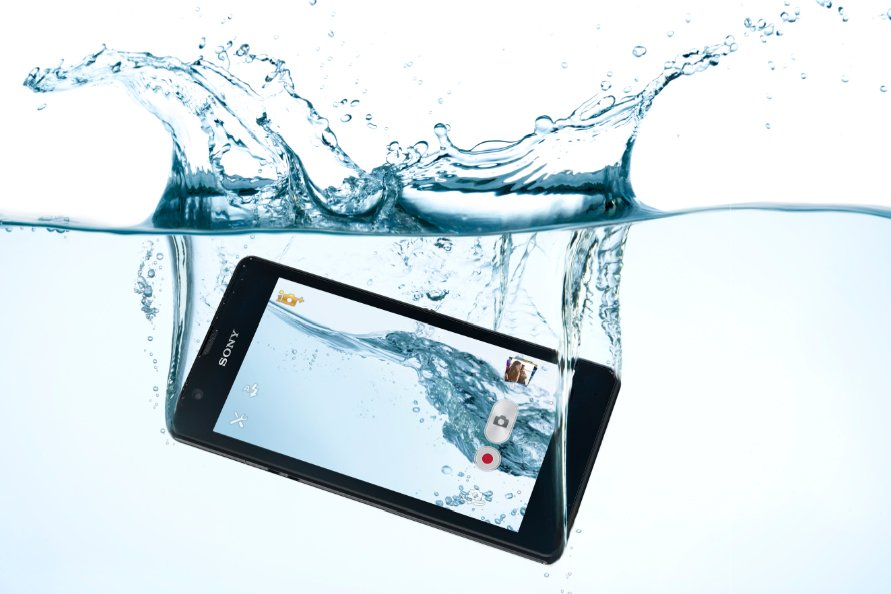 Le dernier téléphone Xperia résiste à l'eau et à la poussière tout en proposant...