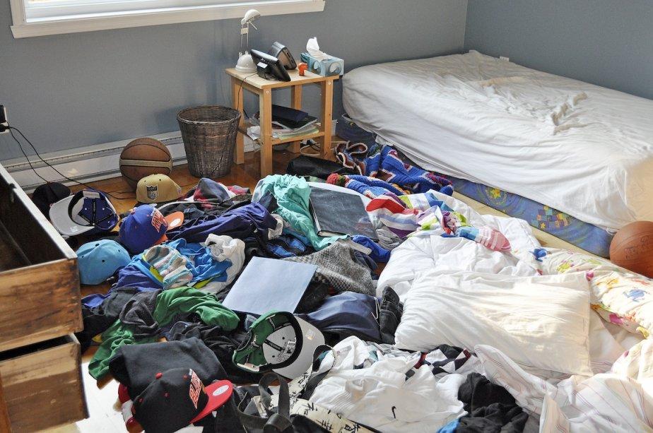 Chambres d 39 ados for Redecorer sa chambre