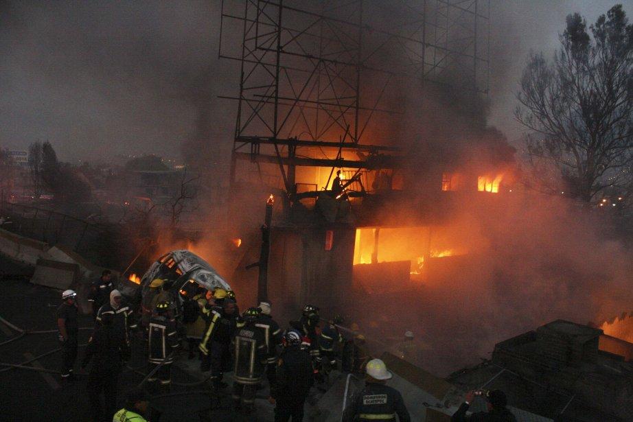 L'accident avait été la conséquence de «l'imprudence» du... (Photo Reuters)