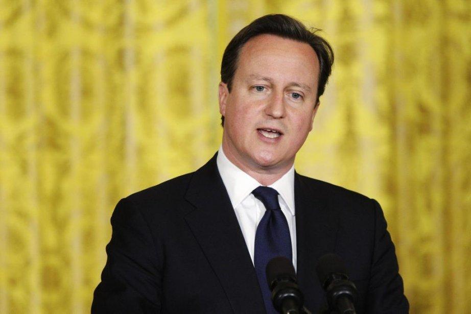 Le premier ministre britannique David Cameron... (Photo Jonathan Ernst, Reuters)