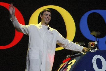 Larry Page...