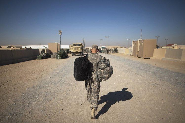 Le sergent, dont l'identité n'a pas été dévoilée,... (Photo: archives Reuters)