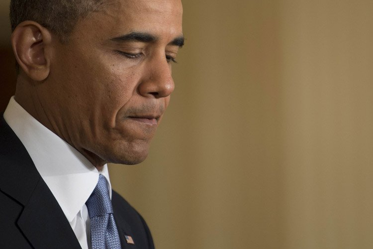 Barack Obama veut que les personnels de l'administration fiscale... (Photo: AFP)