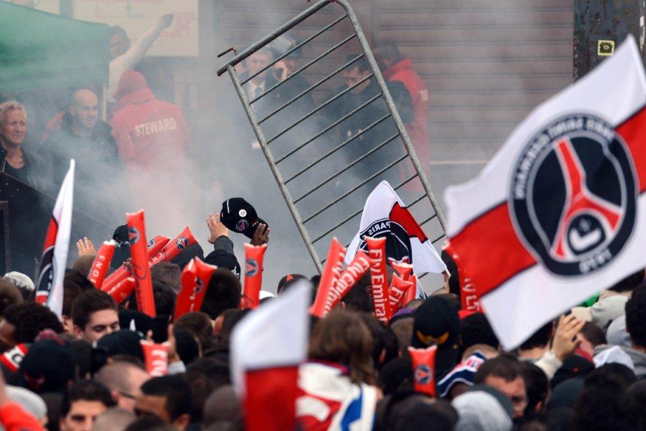 À Paris, comme ailleurs en Europe, il y... (Photo Frank Fyfe, AFP)