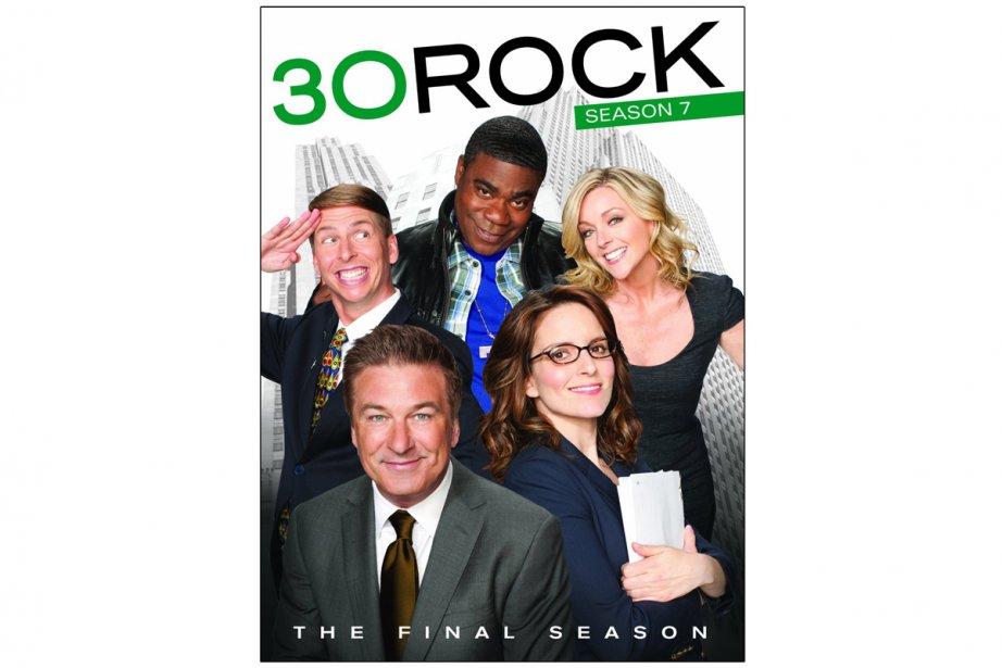Même si 30 Rock a culminé il y a déjà quelques saisons, Tina Fey est tellement...
