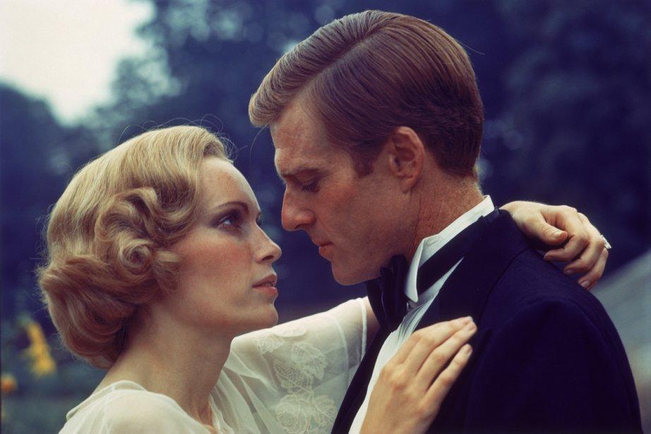 Mia Farrow et Robert Redford dans Gatsby le... (Photo: fournie par ARTV)