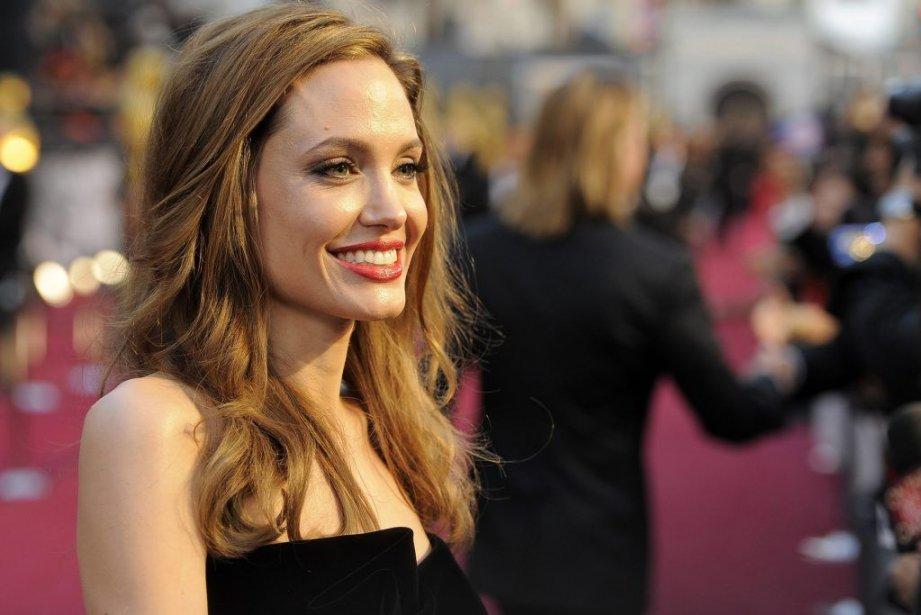 Angelina Jolie... (Photo Reuters)