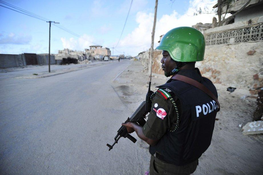 La police nigériane a annoncé... (Photo Tobin Jones, Agence France Presse)