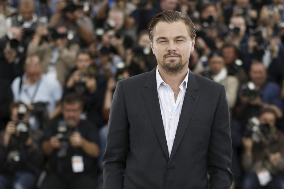 Leonardo DiCaprio, vedette du film d'ouverture The Great Gatsby.... | 2013-05-15 00:00:00.000
