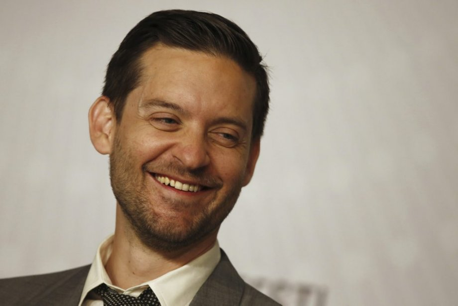 Tobey Maguire, vedette de The Great Gatsby. | 15 mai 2013