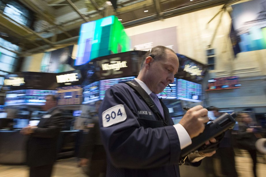 À la Bourse de New York... (Photo Brendan McDermid, archives Reuters)