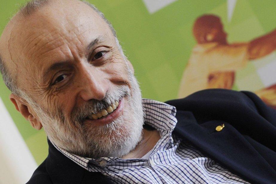 Carlo Petrini, fondateur du mouvement Slow Food.... (Photo: AFP)