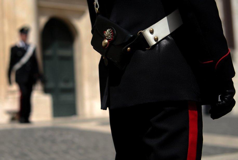 Giuseppe Pesce, 33 ans, membre de la mafia... (PHOTO FILIPPO MONTEFORTE, AFP)