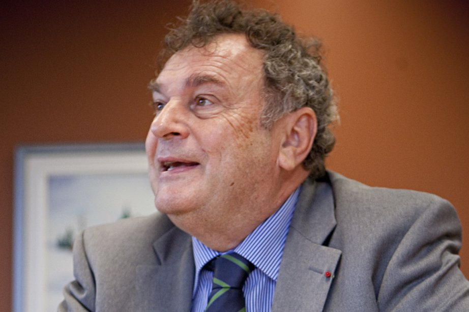 Christian Paire, le directeur général du CHUM.... (Photo David Boily, La Presse)