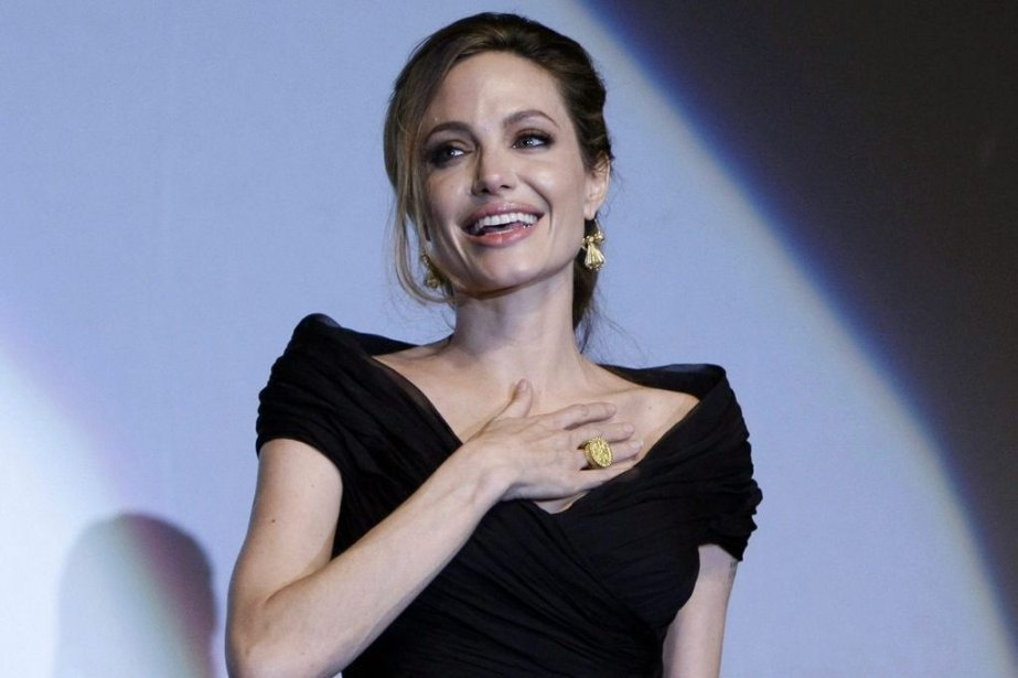 Angelina Jolie... (Photo AP)