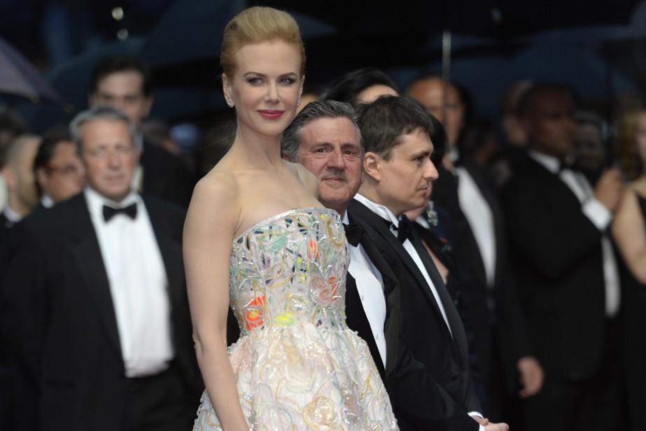 L'actrice australienne Nicole  Kidman, membre du jury... (Archives AFP)