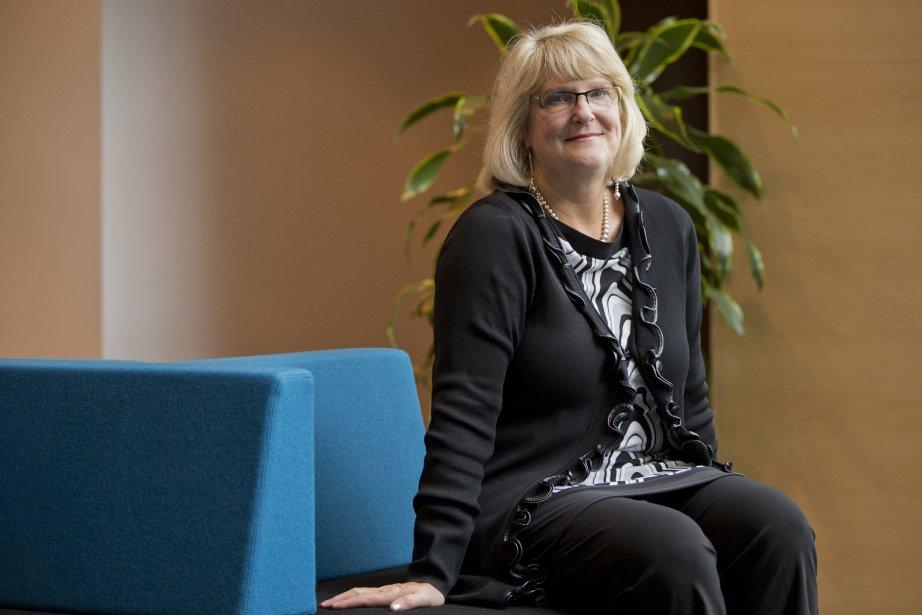 Martine Picard, vice-présidente, inspection et pratique professionnelle, à... (PHOTO DAVID BOILY, LA PRESSE)
