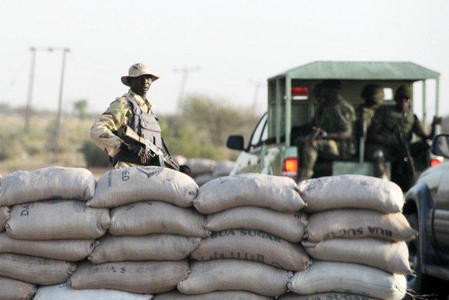 Cet assaut fait suite à l'annonce, mercredi, par... (PHOTO PIUS UTOMI EKPEI, ARCHIVES AFP)