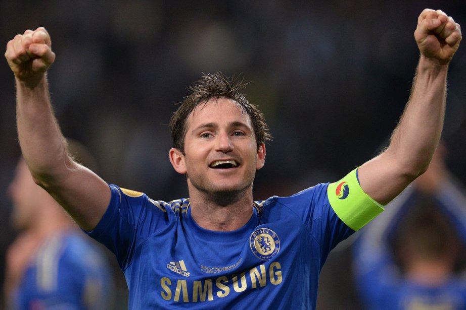 Frank Lampard... (Photo Patrik Stollarz, AFP)