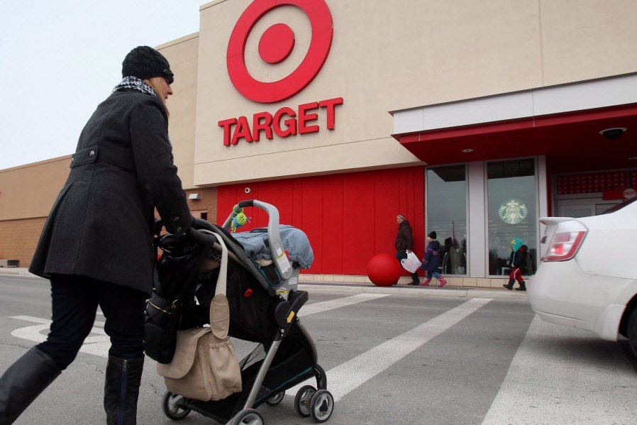 Le détaillant américain Target (