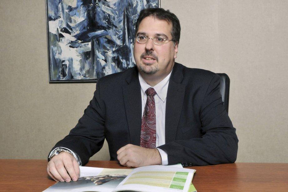 Éric Filion, vice-président à la gestion du patrimoine... (PHOTO FOURNIE PAR DESJARDINS)