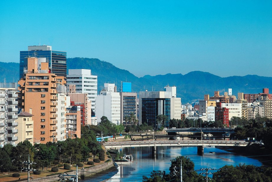 Hiroshima... (PHOTOTHÈQUE LA PRESSE)