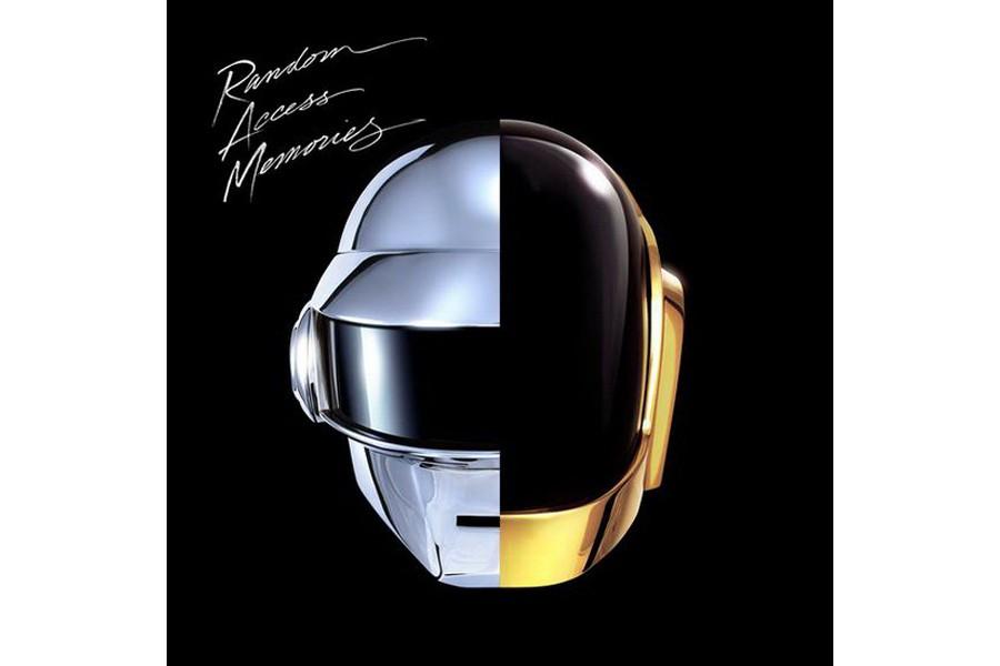 Random Access Memory de Daft Punk...