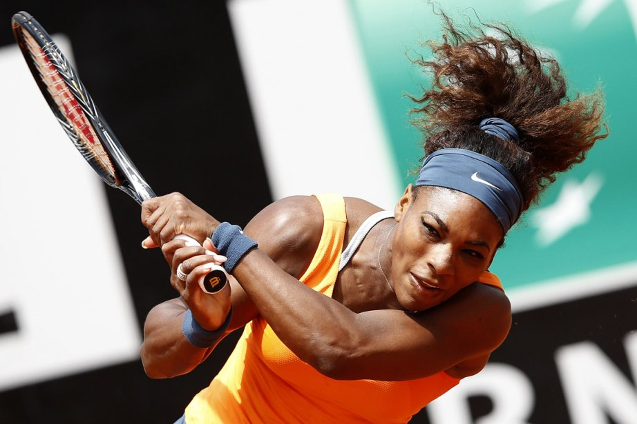Serena Williams... (Photo Tony Gentile, Reuters)