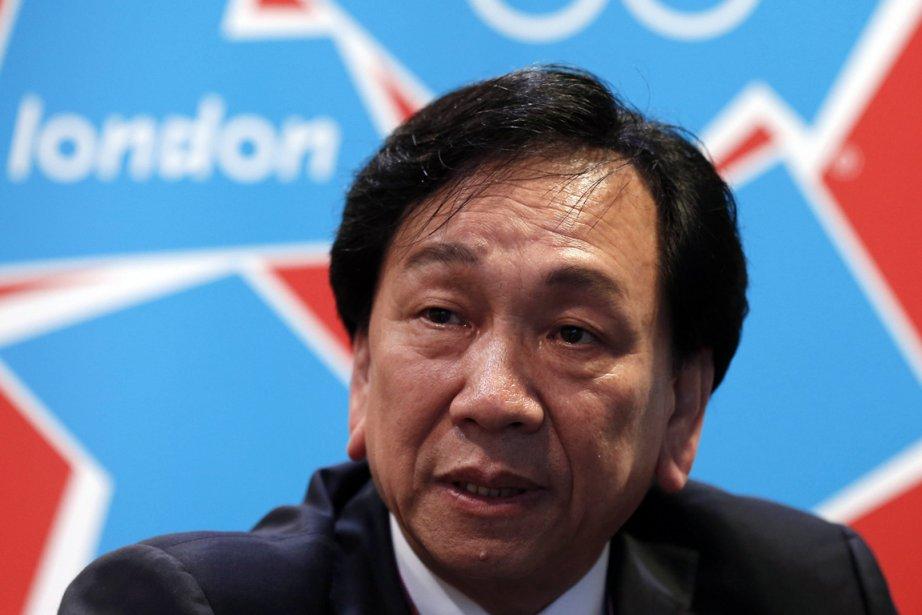 Le président de l'Association internationale de boxe amateur,... (Photo Murad Sezer, Reuters)