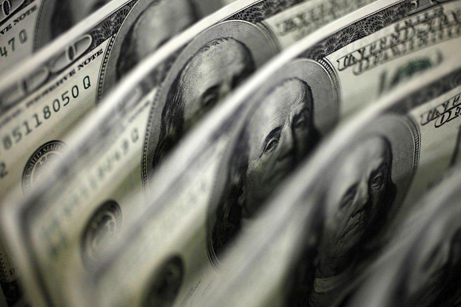 L'État américain, interdit par le Congrès de s'endetter... (Photo Reuters)