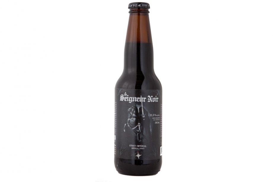Quand une bière affiche 11,5%, il y a tout... (PHOTO ALAIN ROBERGE, LA PRESSE)