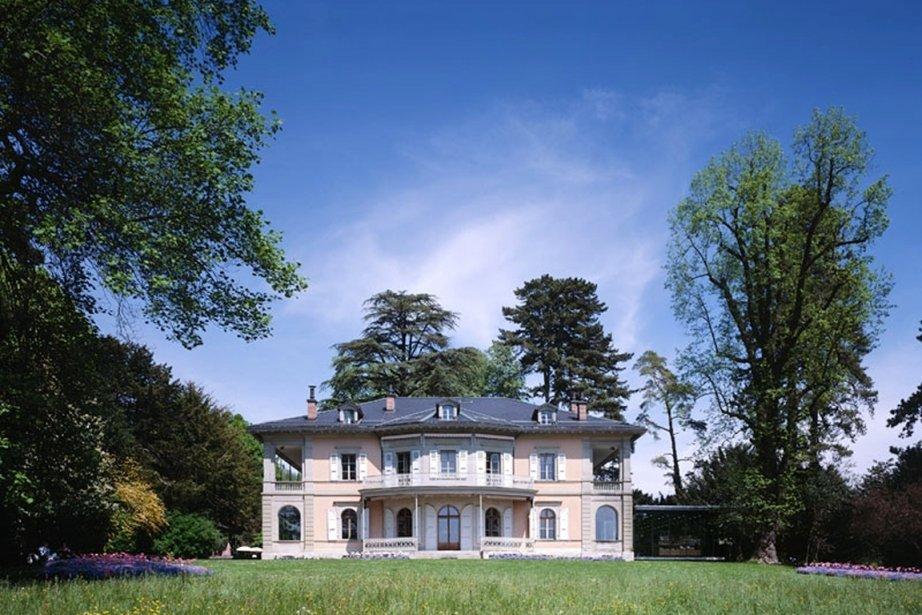 La Fondation de l'Hermitage... (PHOTO FRANÇOIS BERTIN, FONDATION DE L'HERMITAGE)