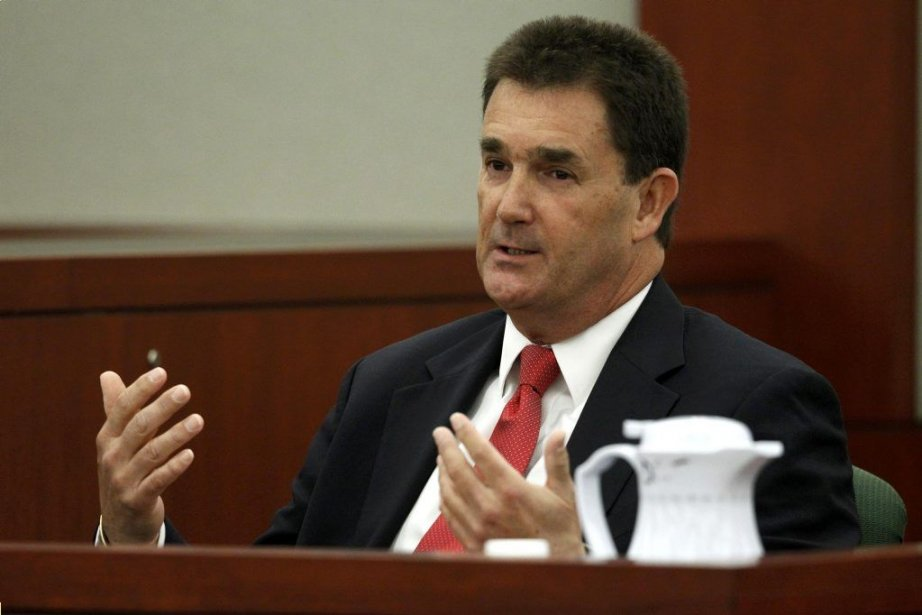 L'ancien avocat d'O.J. Simpson, Yale Galanter.... (Photo Steve Marcus, Reuters)