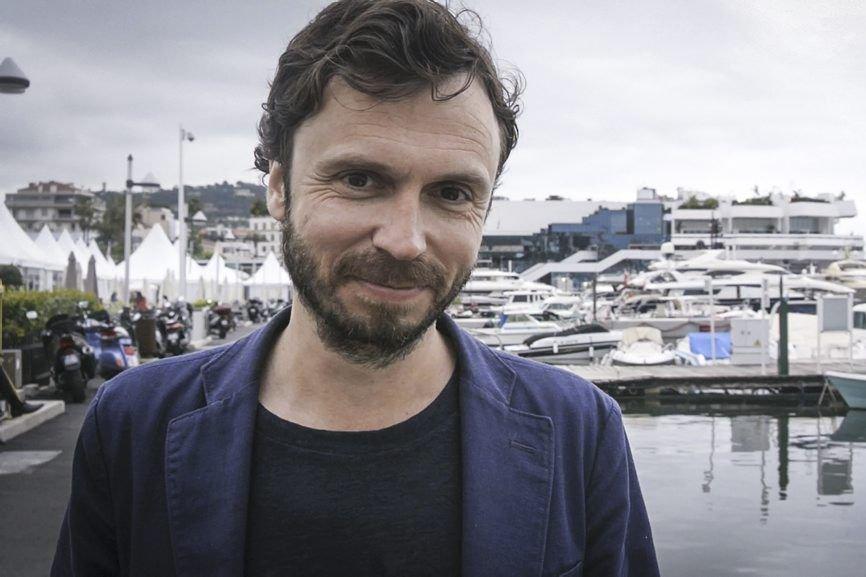 Sébastien Pilote, réalisateur du film Le Démantèlement, présenté... (Photo Lucas Rupnik)