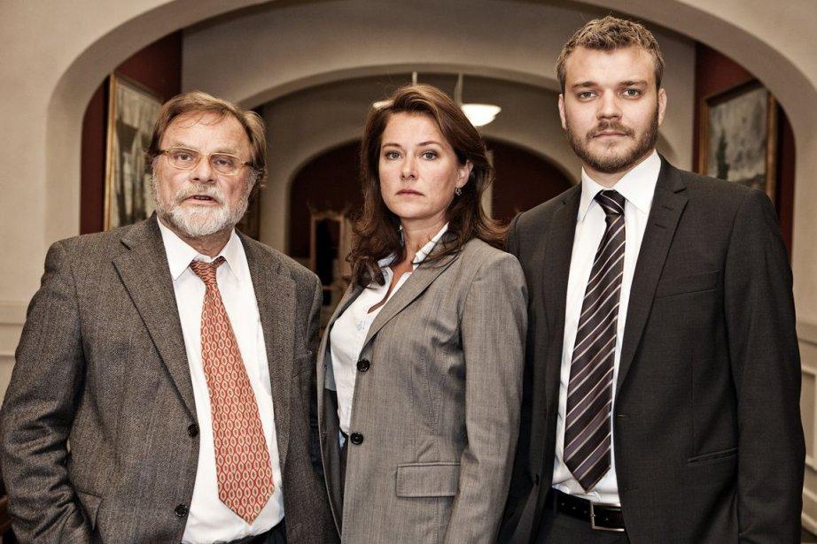 La série Borgen... (Photo fournie par la production)