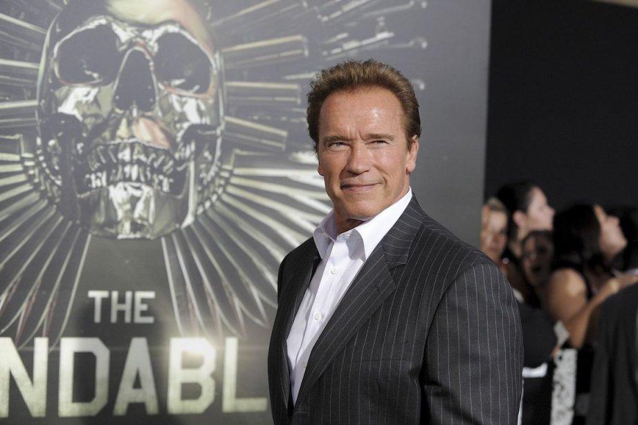 Arnold Schwarzenegger tiendra la vedette dans ce qui s'annonce... (Photo AFP)