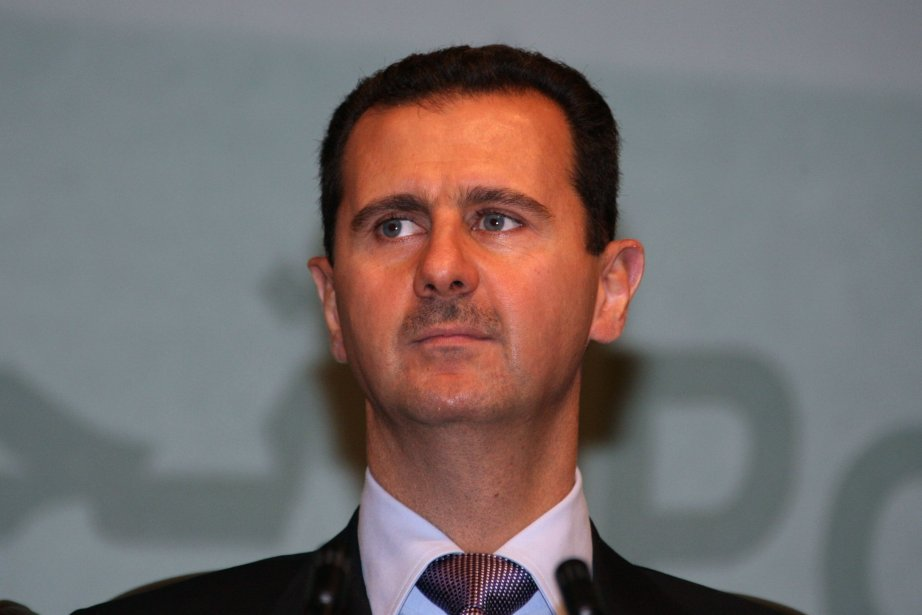 Bachar al-Assad... (PHOTO LOUAI BESHARA, ARCHIVES AFP)