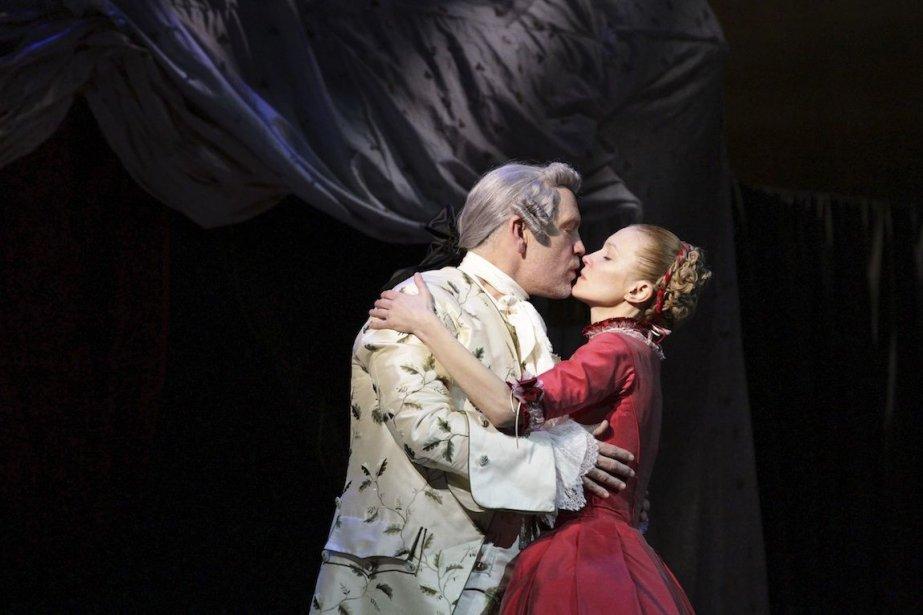 John Malkovich interprète Casanova dans The Giacomo Variations.... (Photo fournie par la production)
