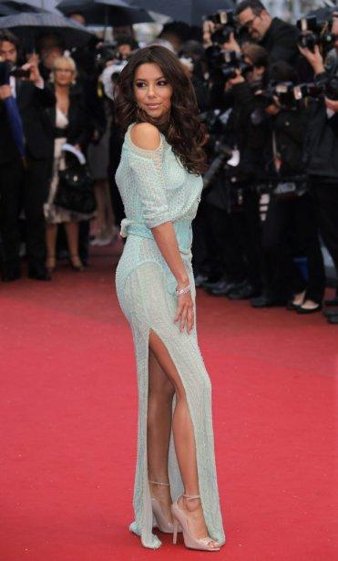 La star de la série Beautés désespérées Eva Longoria. | 18 mai 2013