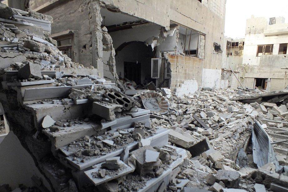 Le conflit en Syrie a fait, depuis mars... (Photo: Reuters)