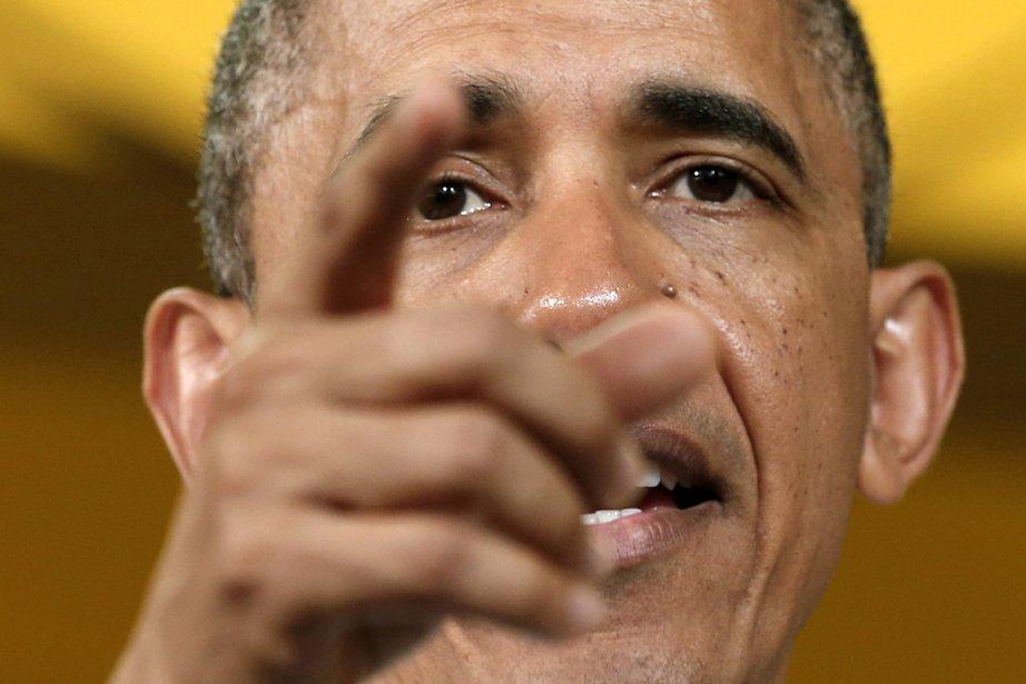 Le président américain Barack Obama.... (Photo: Reuters)