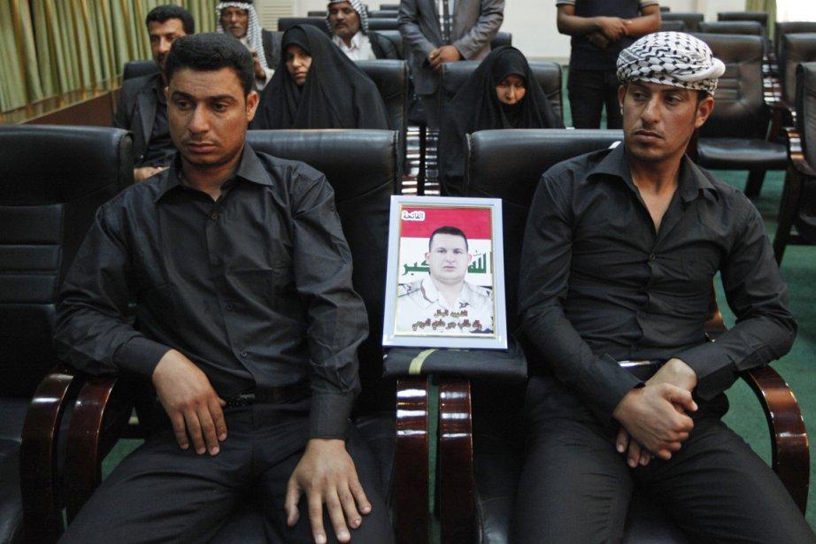 La province d'Anbar est ces dernières semaines le... (Photo Saad Shalash, Reuters)