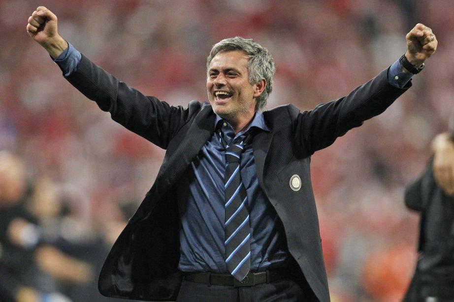 La Ligue des champions 2010 de l'Inter Milan... (Photo : Antonio Calanni, archives AP)