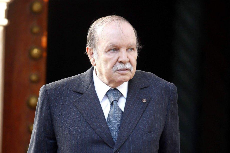 Le président algérien Abdelaziz Bouteflika... (PHOTO LOUAFI LARBI, REUTERS ARCHIVES)