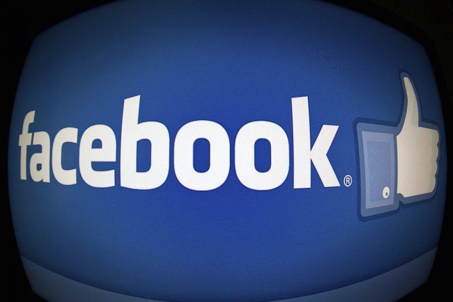 La page Facebook annonçant une «journée du nu» artistique... (Photo archives AFP)