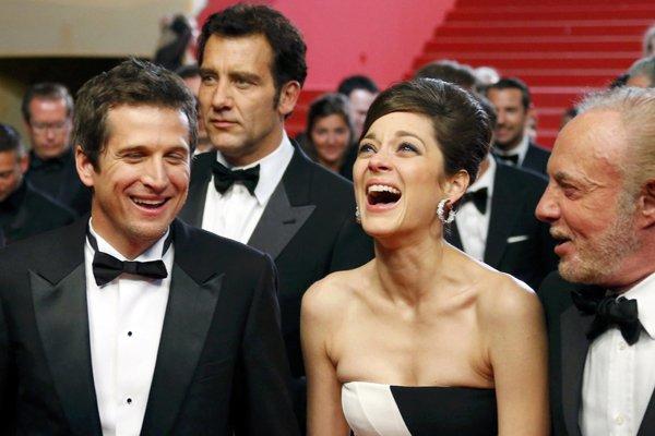 Guillaume Canet, réalisateur de «Blood Ties» avec Marion Cotillard et... | 2013-05-20 00:00:00.000