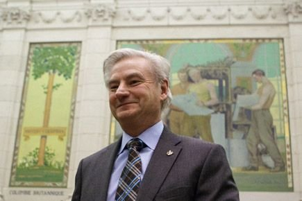 L'ex-ministre péquiste Serge Ménard.... (Photo archives La Presse Canadienne)