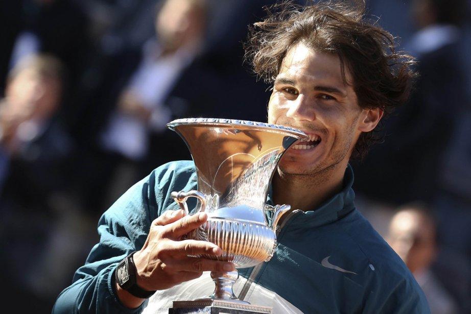 Souverain sur la terre battue, Rafael Nadal partira... (Photo Alessandro Bianchi, Reuters)